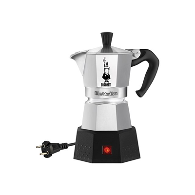 Bialetti - MACCHINA DA CAFFÈ MOKA ELETTRIKA 2