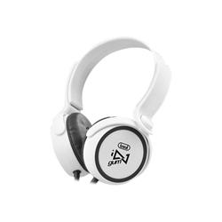 Trevi dj 673 M - Casque - pleine taille - 3.5 mm plug - blanc