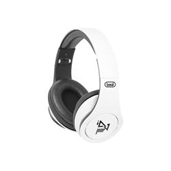 Trevi dj 677 M - Casque - pleine taille - 3.5 mm plug - blanc