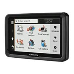 Navigateur satellitaire Garmin dezl 570LMT - Navigateur GPS - automobile 5 po grand écran
