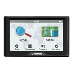 Navigateur satellitaire Garmin Drive 50LM - Navigateur GPS - automobile 5 po grand écran