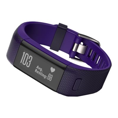 Garmin - VIVOSMART HR+ VIOLA REGULAR