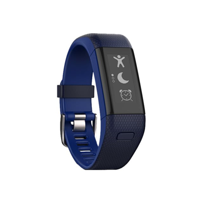 Garmin - VIVOSMART HR+ BLU REGULAR