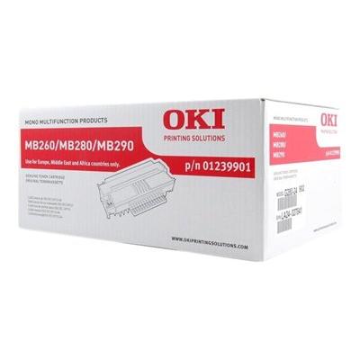 Oki - CARTUC TONER X MB260/280/290 3K