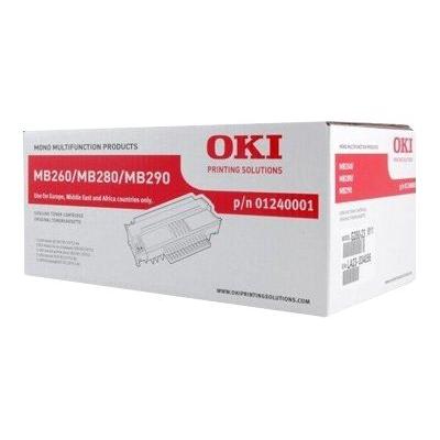 Oki - CARTUC TONER X MB260/280/290 5 5K