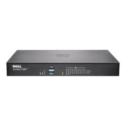 Firewall Dell SonicWall TZ600 - Advanced Edition - dispositif de sécurité - 10 ports - GigE - Programme SonicWALL Secure Upgrade Plus (3 ans d'option)
