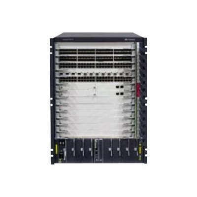 Huawei - S7712 POE ASSEMBLY CHASSIS