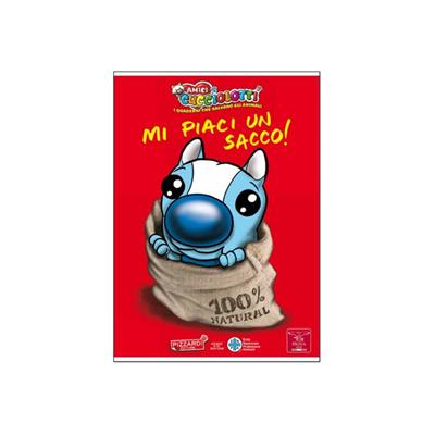 Pigna - CF10QUAD AMICI CUCCIOLOTTI 100G 10