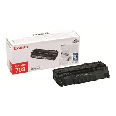 Canon - CARTUCCIA 708 NERO LBP 3300 PG.2500