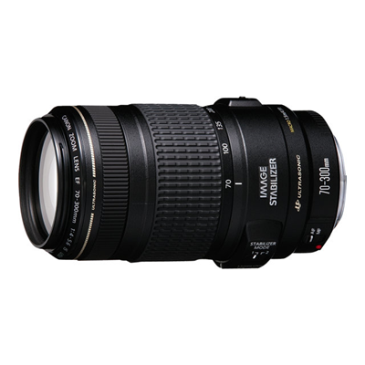 Canon - EF 70-300MM  F/4-5.6 IS USM