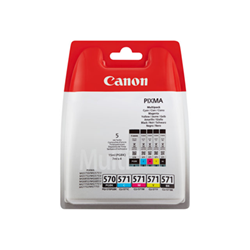 Canon - Pgi-570/cli-571 pgbk/c/m/y/bk