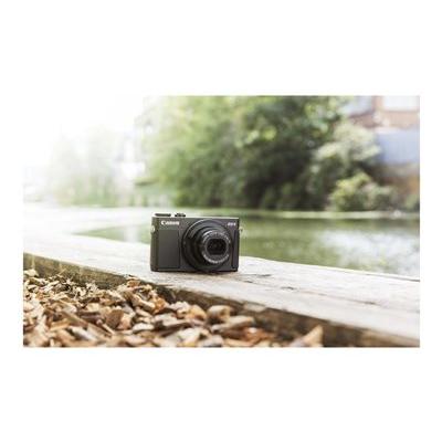 Canon - POWERSHOT G9X BLACK