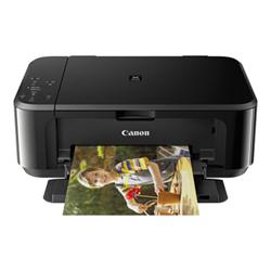 Imprimante  jet d'encre multifonction Canon PIXMA MG3650 - Imprimante multifonctions - couleur - jet d'encre - A4 (210 x 297 mm), Letter A (216 x 279 mm) (original) - A4/Legal (support) - jusqu'à 9.9 ipm (impression) - 100 feuilles - USB 2.0, Wi-Fi(n)