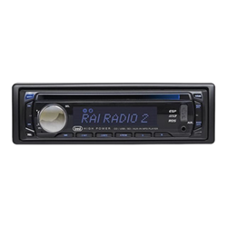 Autoradio Trevi - XDC 5760 MP3 con USB