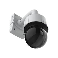 Caméscope pour vidéo surveillance AXIS Q6114-E PTZ Dome Network Camera - Caméra de surveillance réseau - PIZ - extérieur - anti-poussière / étanche - couleur (Jour et nuit) - 1280 x 720 - 720p - MPEG-4, MJPEG, H.264 - High PoE