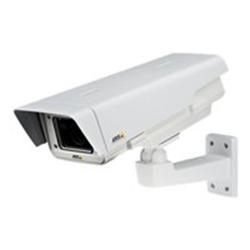 Caméscope pour vidéo surveillance AXIS Q1635-E Network Camera - Caméra de surveillance réseau - extérieur - couleur (Jour et nuit) - 1920 x 1200 - 1080p - montage CS - audio - LAN 10/100 - MPEG-4, MJPEG, H.264, AVC - High PoE