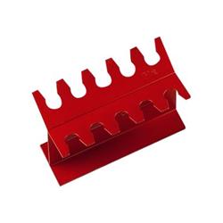 Timbro Lebez - Cf6portatimbri metallo 10 posti