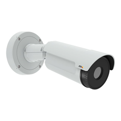 Caméscope pour vidéo surveillance AXIS Q1941-E - Caméra réseau thermique - extérieur - résistant aux intempéries - couleur - 768 x 576 - audio - LAN 10/100 - MJPEG, H.264, MPEG-4 AVC - 8 - 28 V c.c. / 20 - 24 V c.a. / PoE