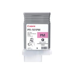 Serbatoio Pfi-101 pm - magenta per foto - originale - serbatoio inchiostro 0888b001
