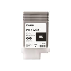 Canon - Pfi-102bk cartuccia nero