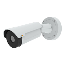Caméscope pour vidéo surveillance AXIS Q1942-E (10mm 30 fps) - Caméra réseau thermique - extérieur - résistant aux intempéries - couleur - 640 x 480 - Focale fixe - audio - LAN 10/100 - MJPEG, H.264, MPEG-4 AVC - 8 - 28 V c.c. / 20 - 24 V c.a. / PoE