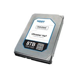 Hard disk interno HGST - Ultrastar he8 8tb 3.5in 25.4mm