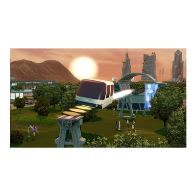 Electronic Arts - PC WIN THE SIMS 3 INTO THE FUTURE