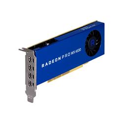 Scheda video Radeon pro wx 4100 4gb