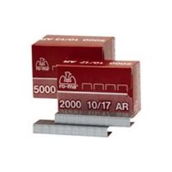 maestri - Agrafes - 10/24 - 24 mm - acier - galvanisé - pack de 2000