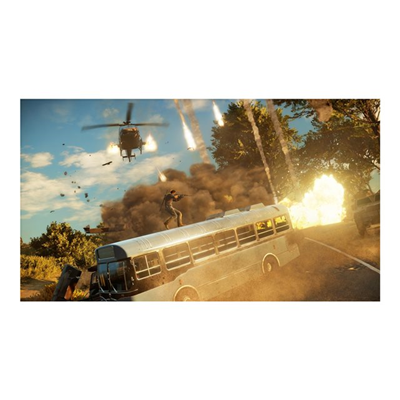 Koch Media - PS4 JUST CAUSE 3 DAY1 EDITION