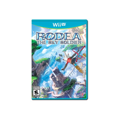 Koch Media - WIIU RODEA THE SKY SOLDIER