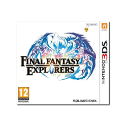 Videogioco Koch Media - Final fantasy explorers