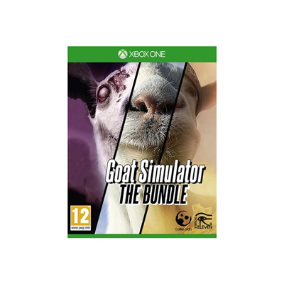 Koch Media - PS4 GOAT SIMULATOR THE BUNDLE
