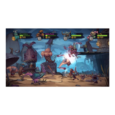 Koch Media - PS4 ZOMBIE VIKINGS RAGNAROK EDITION