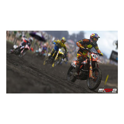 Koch Media - PS4 MXGP 2 THE OFFICIAL MOTOCROSS V