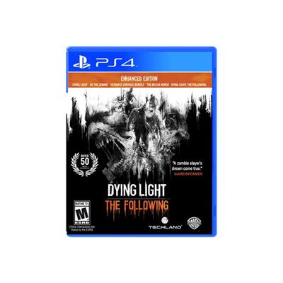Koch Media - PS4 DYING LIGHT ENHANCED ED