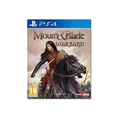 Koch Media - PS4 MOUNT E BLADE WARBAND