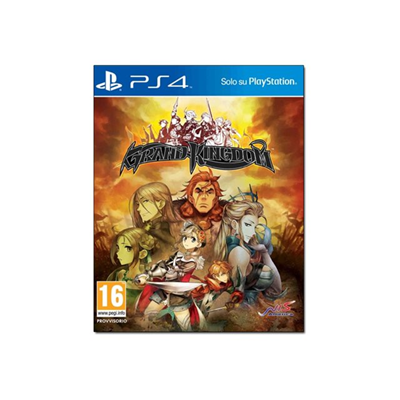 Koch Media - PS4 GRAND KINGDOM LTD ED