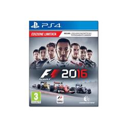 Videogioco Koch Media - F1 2016