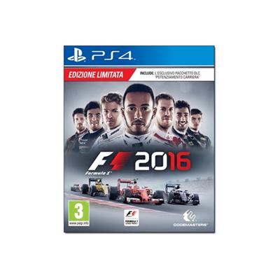 Koch Media - PS4 F1 2016