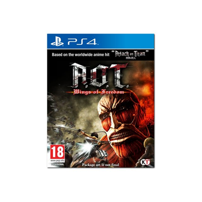 Koch Media - PS4 A.O.T WINGS OF FREEDOM