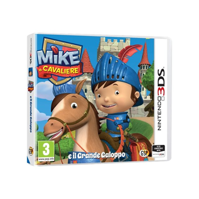 Koch Media - 3DS MIKE  IL CAVALIERE
