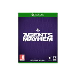 Videogioco Koch Media - Agents of mayhem
