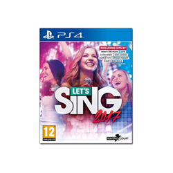 Videogioco Koch Media - Let's sing 2017 Ps4