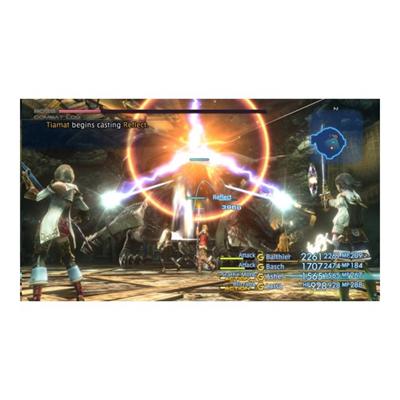 Koch Media - PS4 FINAL FANTASY XII ZODIAC AGE