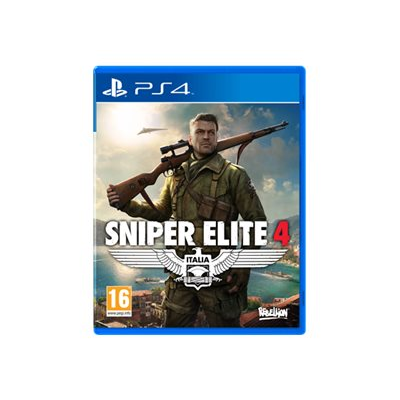 Koch Media - PS4 SNIPER ELITE 4 LIMITED EDITION