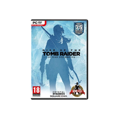 Koch Media - PC RISE OF THE TOMB RAIDER 20 Y