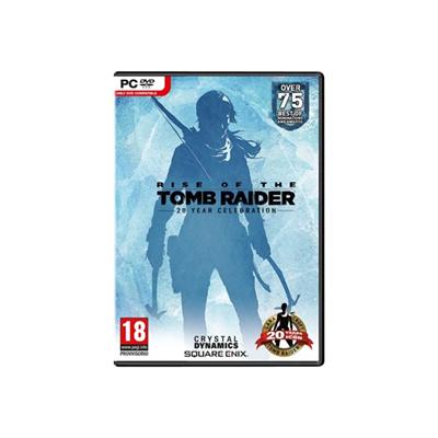Koch Media - PC RISE OF THE TOMB RAIDER 20 Y