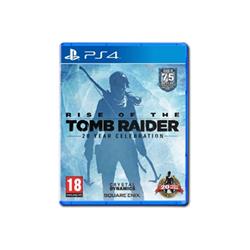 Videogioco Koch Media - Rise of the Tomb Raider - 20 Year Ed PS4