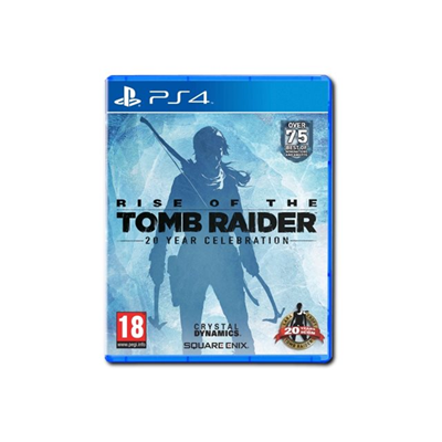 Koch Media - PS4 RISE OF THE TOMB RAIDER 20 Y
